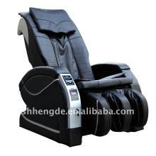 2014 nouvelle chaise de massage actionnée par l'argent de papier