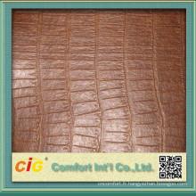 Utilisation de sac graver le cuir artificiel de vinyle