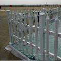 horizontal aluminum fence horse rail fence