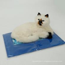 Refroidissez le lit de garniture de refroidisseur de coussin de refroidissement de glace d'animal familier d'été