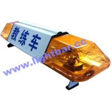 Straße patrouillierten Führerschein Prüfung Trainer Emergency Light Bar (TBD-1500)