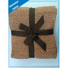 Cobertor De Lã De Cobertura De Lã Sintética