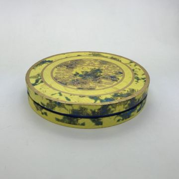 Small tube round gift box