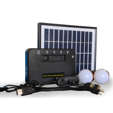 Sistema de luz solar Mini Home