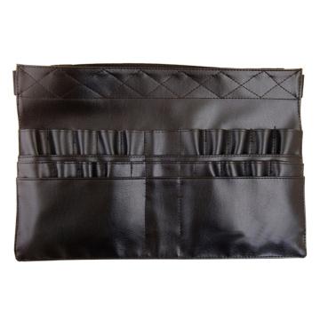 Bolsa de cintura, cinto, PU bolsa de maquiagem escova