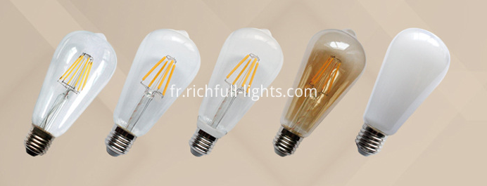 Filament LED Lamp ST64