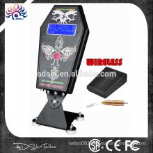 Tattooing Power supply tattoo unit, Hurricane-2 tattoo power supply switching