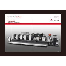 Máquina de impresión Offset Ztj330