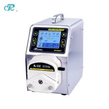 Перистальтические насосы для измерения расхода и дозирования жидкости с синхронизацией по времени
