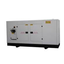 Guangdong 75kVA / 60kw de refrigeración de agua AC 3 Phase Diesel Soundproof Generator