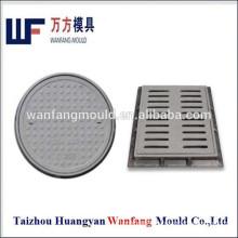 taizhou factory oem smc mold/taizhou huangyan smc manhole cover molding
