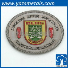Wholesale promotional custom old silver coin