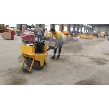 China Rolo compactador de roda única de alta potência diesel de alta potência barato de 500kgs para venda