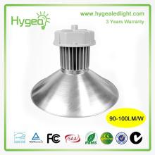 La promotion de nouveaux produits a conduit un boîtier de lumière haute baie 80W Garantie de 3 ans conduit une baie haute linéaire