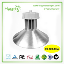 New product promotion led high bay light housing 80W 3 year warranty led linear high bay