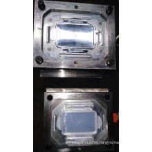 PP Box Tupperware cubre el molde de Hot Runer
