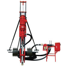 pneumatic DTH drilling rig