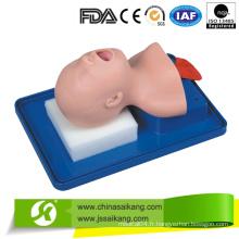 Modèle de formation à l'intubation de néon avec service professionnel