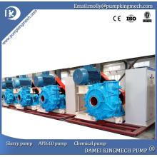 6/4D AHR centrifugal rubber slurry pumps