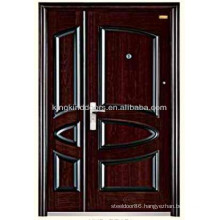 Commercial Mother and Son Steel Door/One and Half Door KKD-571B From China Manufacturer