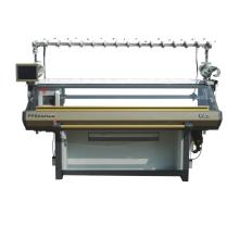 industrielle Strickmaschine