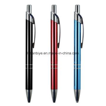 Artigos promocionais baratos Metal Ball Pen (LT-C708)