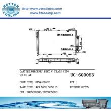 C250 2025005603/2025005503 Radiateur 93-01 AT