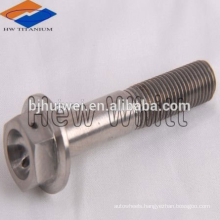 gR5 titanium flange head bolt M7