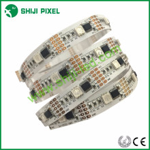 dmx512 madrix compatible smd5050 rgbw flexible led strip light 5v /12v