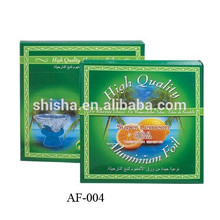 Hochwertige Shisha Alufolie Folie Shisha