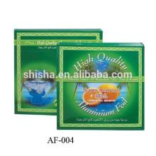 High quality hookah aluminum foil hookah foil