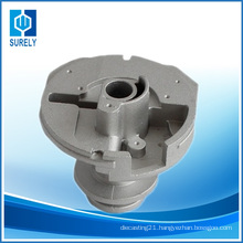 Aluminum Alloy Die Casting Auto Spare Parts with Ts16949 Certificate