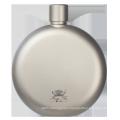 Titanium Wine Flask with Shot Glass Combo Set