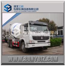 Zement-Mischer-LKW Sinotruck HOWO 6 * 4 10m3 12m3
