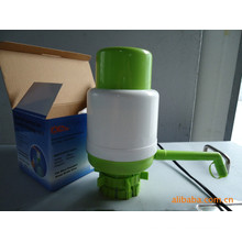 Manual europeo estándar Bomba de agua Bomba de agua potable Manual Prensa manual Bomba de dispensador de agua embotellada de 5-6 galones