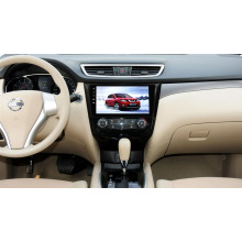 10.2-дюймовая автомобильная GPS-навигация для Nissan Qashqai / Xtrail (HD1008)