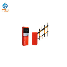 Barrier Gate Automatic Card Dispenser Car Parking System