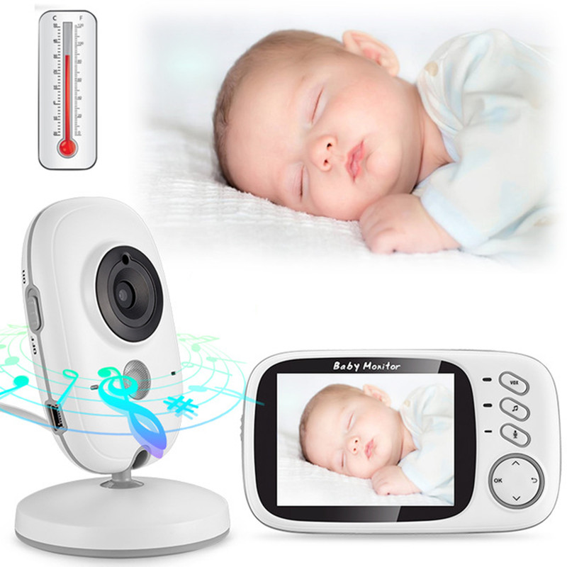 Best Color Video Baby Monitor