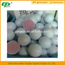 Высокое качество новинка классический мячи для гольфа 2шт