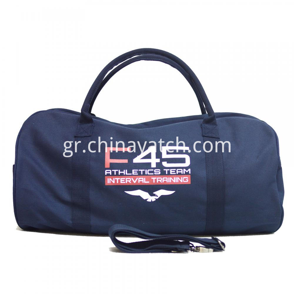 Canvas Gym Bag