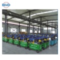 Thread rebar skru Thread rolling machine