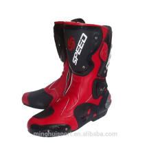 Мотокросс спортивный инвентарь мотоцикл езда сапоги гастроли сапоги гонки на мотоциклах Мото спорт передач мотоцикла езды ботинки туристические ботинки гонки на мотоциклах