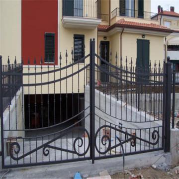 Plastic Coated Garden Gate