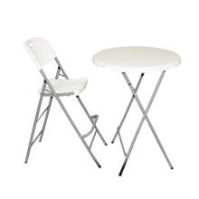 80 см круглый пластиковый стол для коктейлей