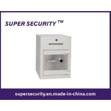 Caja de seguridad de depósito de acero antirrobo antideslizante (STB2821)