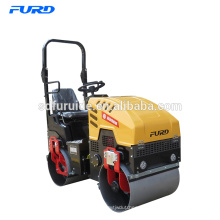 Powerful Vibratory Road Rollers Compactor Machinery for Soil and Asphalt Construction