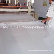 Feuille épaisse de HDPE de 1.5mm avec la résistance de l'eau