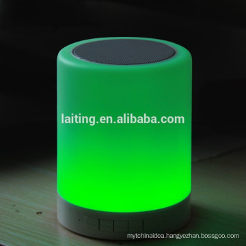 Colorful Singing and Battery Powered Table Lamp LT-2272