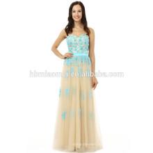 Поставка OEM Китай мода оптовая женщин сексуальное платье износа партии вечера женщин длинное платье