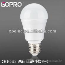 Hochleistungs-SMD 7W LED Birnenlampe E27